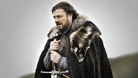 Eddard Stark - Guerra dos Tronos