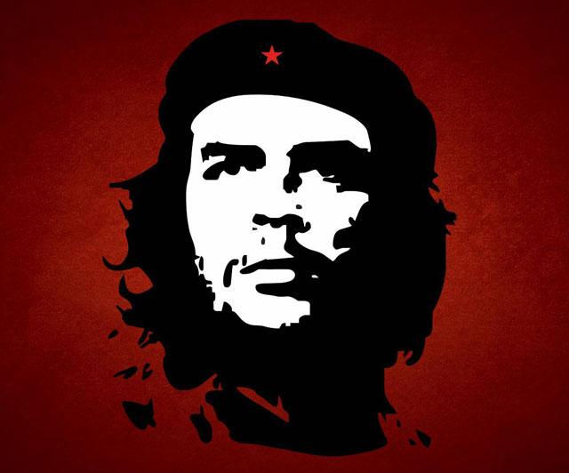 Rosto Histórico de Che Guevara
